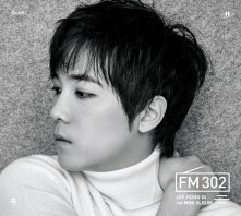 Lee Hong Ki Mini Album Vol. 1 - FM302 (Grey Version)