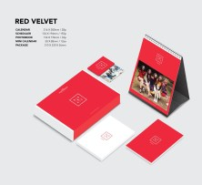 Red Velvet 2016 Official Season's Greetings