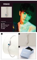 SHINee Official Bracelet & Necklace (Minho)