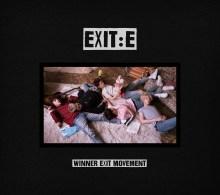 WINNER Mini Album Vol.1 - EXIT: E (A ver.)