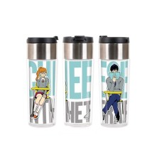 CHEESE IN THE TRAP GOODS - TUMBLER (SILVER STAINLESS)