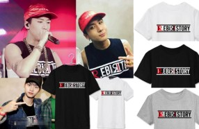 VIXX Ravi 1st Live Party Replica T-Shirt