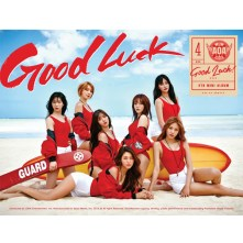 AOA Mini Album Vol.4 – Good Luck (Week Ver.)