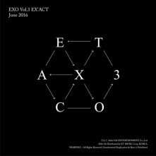 EXO Vol.3 – EX'ACT (CHINESE VERSION)