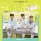 ROMEO Mini Album Vol.3 - MIRO (Kang Min & Seung Hwan & Milo Edition)