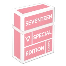 SEVENTEEN First Love & Letter Repackage Album (Special Edition)