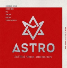 ASTRO Mini Album Vol.3 – Autumn Story (Version A)