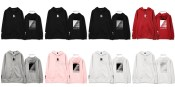 BTS The Wings Tour Hoodie Colors