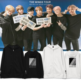 BTS The Wings Tour Jacket