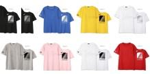 BTS The Wings Tour T-Shirt Colors