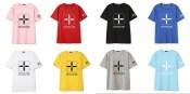 BTS The Wings Tour T-Shirt (Version 2) Colors