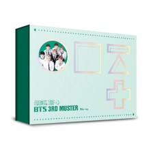 BTS 3RD MUSTER ARMY.ZIP+ BLU-RAY