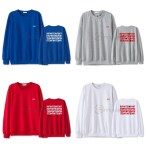 INFINITE Rally 3 Pullover (Colors)
