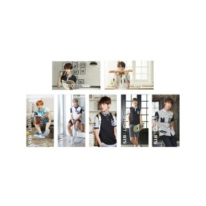 BTS 2017 SMART PROMOTIONAL POSTCARDS SET
