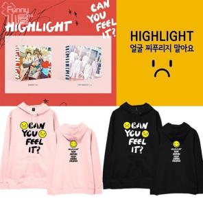 HIGHLIGHT Can You Feel It Hoodie