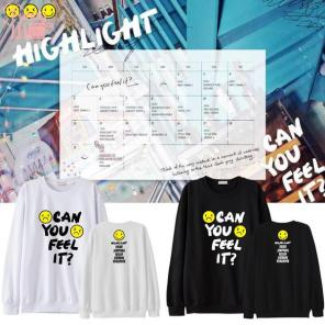 HIGHLIGHT Can You Feel It Pullover