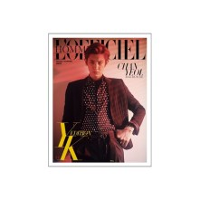 L'OFFICIEL HOMMES YK EDITION 2017 SPRING (TYPE A)