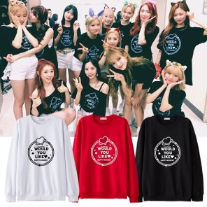 Cosmic Girls Would You Like Happy Moment Pullover
