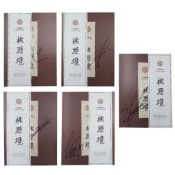 Official Autographed VIXX Mini Album Vol.4 – 桃源境 (Birth Flower Version)