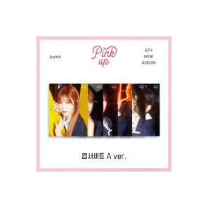 APINK POPUP STORE GOODS - POSTCARD SET (VERSION A)