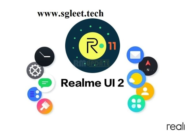 Realme UI 2.0: Early access application open for Realme X7 5G (Android 11)