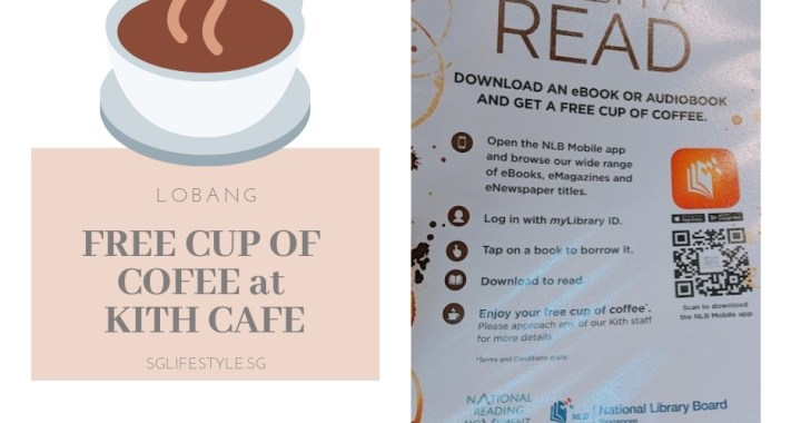 LOBANG: How to CLAIM a FREE Cup of Coffee at Kith Cafe Millenia Walk!
