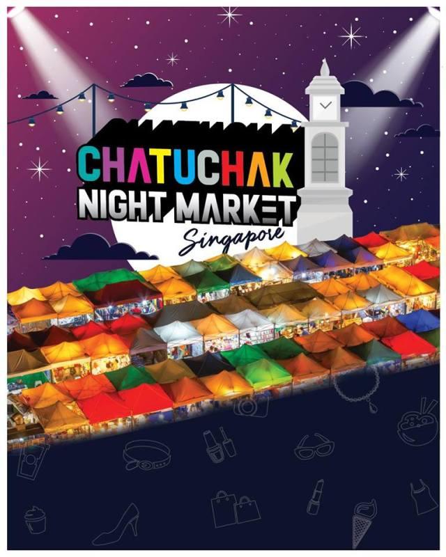 chatuchak night market singapore