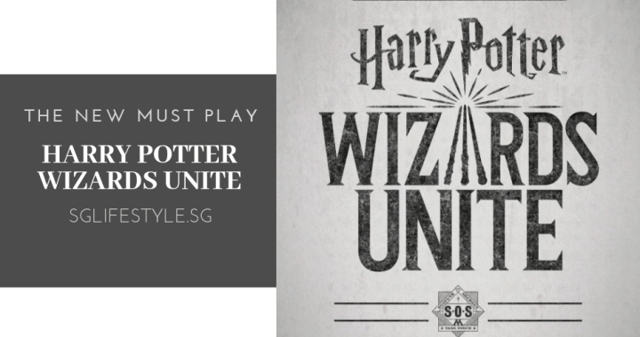 THE NEW MUST PLAY: HARRY POTTER WIZARDS UNITE (Mobile Game)