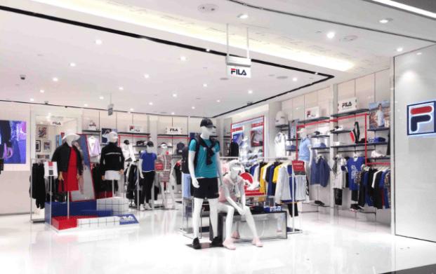 fila store singapore