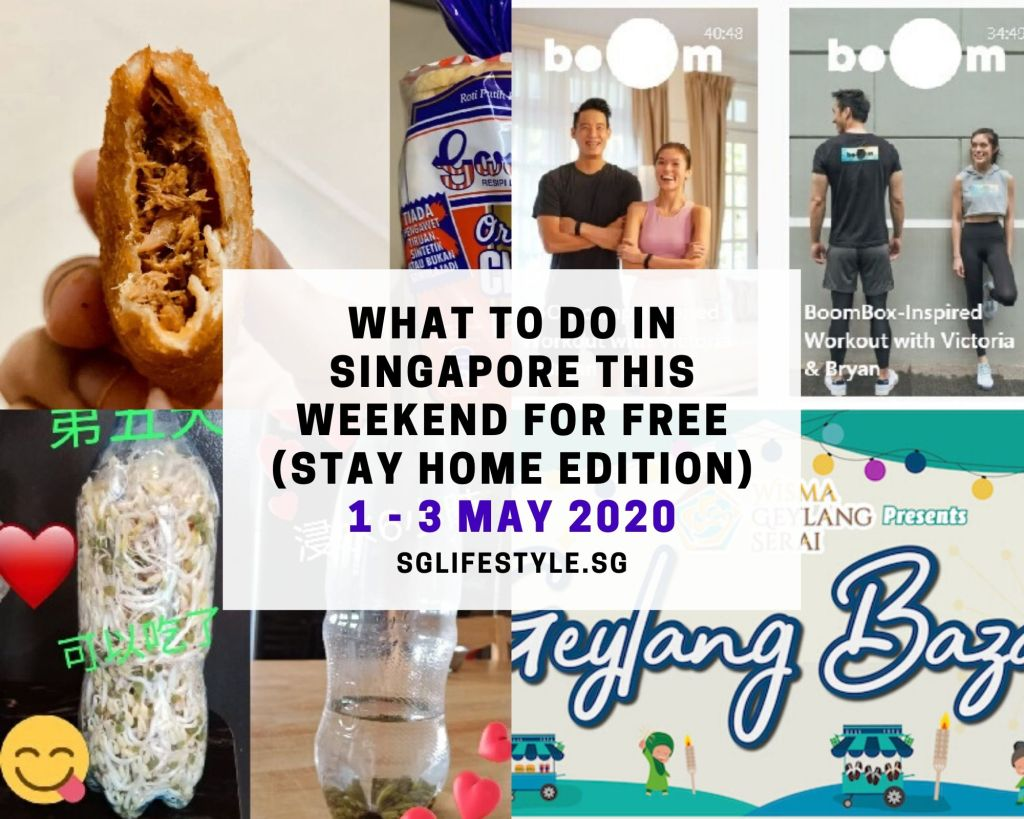 what to do in singapore may 2020