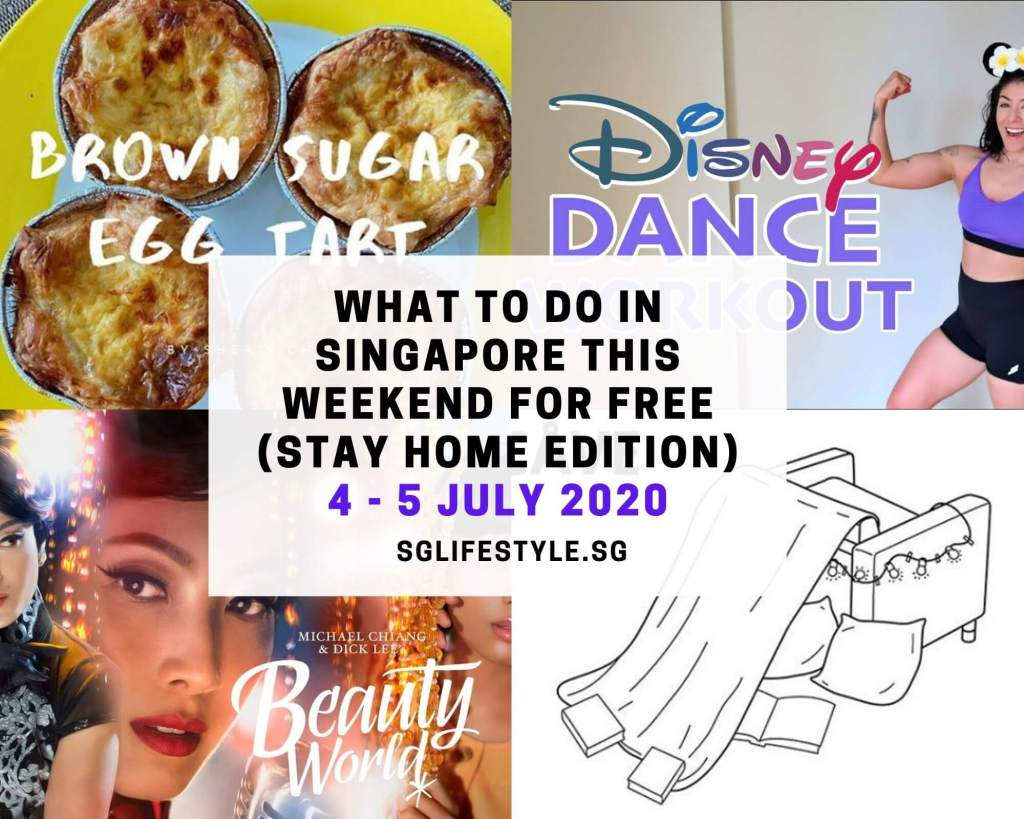 what to do in singapore july 2020
