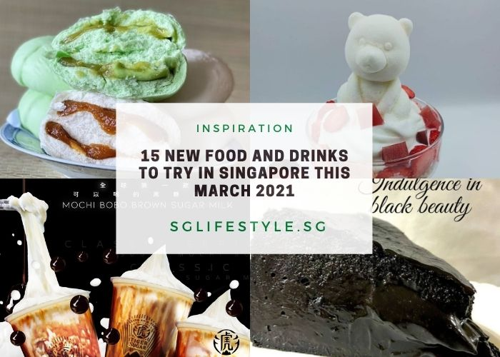 new food drinks singapore march 2021