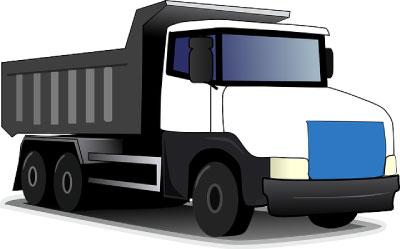 Dumpster Truck