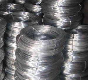Galvanized Iron Flat Wire