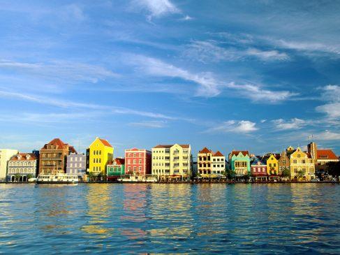 Curaçao Skyline