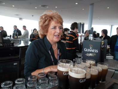 Gravity Bar, Guinness Storehouse Dublin