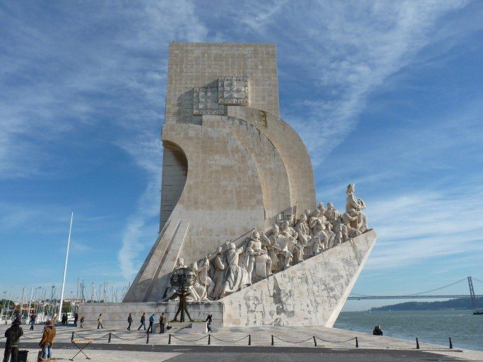 Discoveries Monument, Lisbon