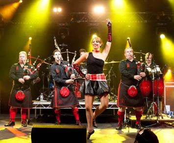 The Red Hot Chili Pipers