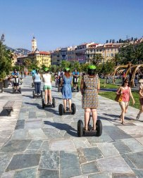 Nice, Segway Activity