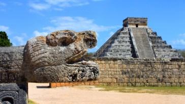 Chitzen Itza near Mayan Riviera