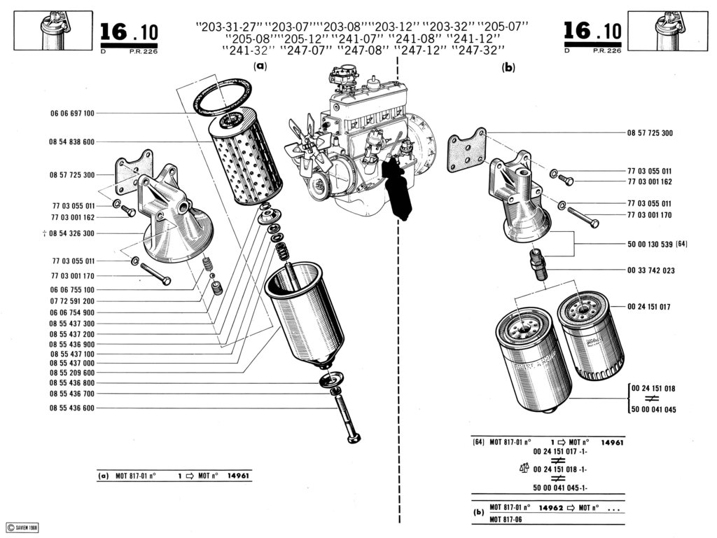 Powerstroke Fuel Filter
