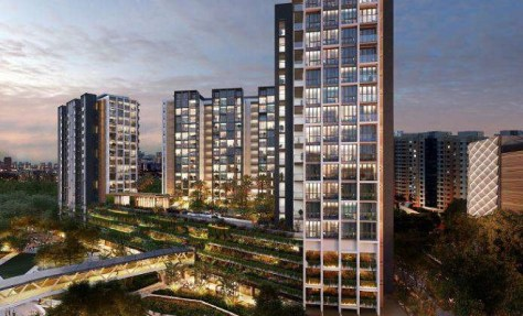 Park Place Residences New Launch at Paya Lebar
