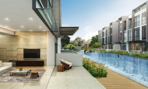 Belgravia Villas New Launch Cluster House at AMK