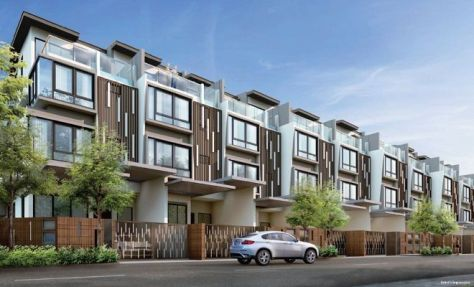 Kismis Residences Branch New Freehold Landed Terrace District 21