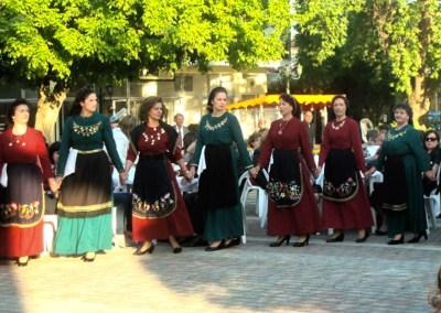 Εκμάθηση παραδοσιακών χορών