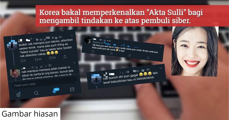 Kajian Antarabangsa Dakwa Malaysia Top 10 Negara Paling Banyak Laporan Kes Buli Siber Di Dunia 2018