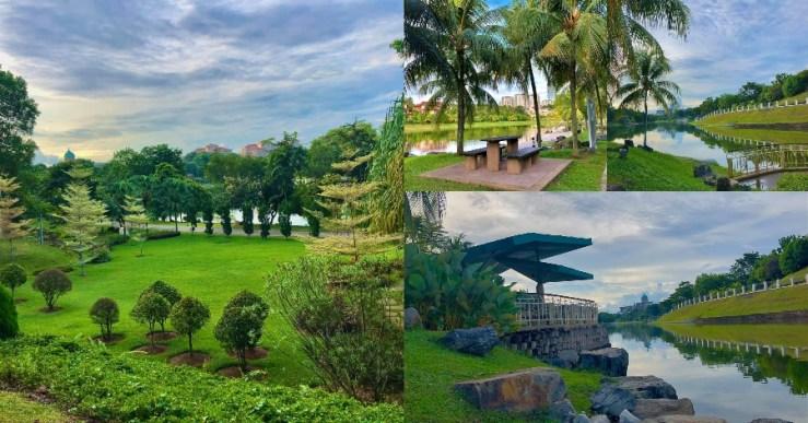 Taman cantik putrajaya