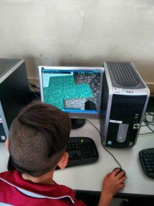 Minecraft Edu Session