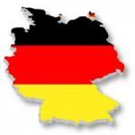 german-flag-map