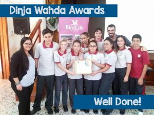 Dinja Wahda Awards